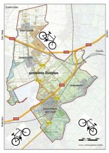 Fietsroute langs Rijksmonumenten