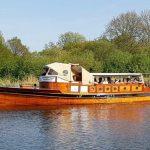 Zweedse Salonboot